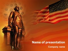 presidential powerpoint template