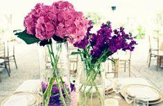 Casamento: Mesa dos convidados com criatividade! | Guia Tudo Festa - Blog de Festas - dicas e ideias!