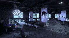 Bio Lab by Jason Clarke | Sci-Fi | 3D | CGSociety