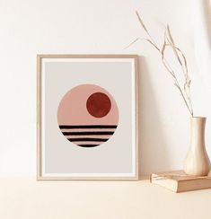 Diy Wall Art, Home Wall Art, Diy Art, Abstract Wall Art, Abstract Print, Minimalist Art, Minimalist Painting, Minimalist Bedroom, Printable Wall Art