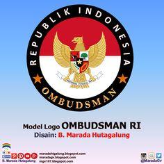Disain Logo Ombudsman  #LogoOmbudsman  Salam. @MaradaGv