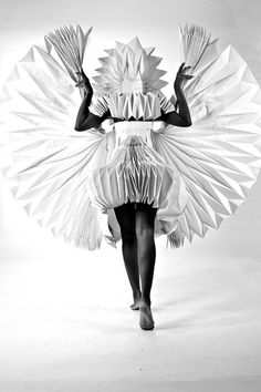8 | Ecstatic Carnival Costumes, Made By An Architect From Folded Paper | Co.Design: business + innovation + design