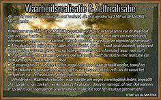 Realisatie... #waarheid #denken #zelf #bewustzijn #lifecoaching #lifecoach #ego #illusie http://stapuitdematrix.nl