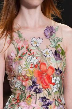 Jenny Packham at New York Fashion Week Spring 2016 - Livingly