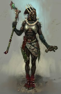 african goddess of war - Google Search