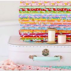 Toy Chest is coming this month and we couldn't be more excited! Do you love the charming prints from the 30s? If so this one is for YOU! What will you make with this colorful fabric? #pennyrosefabrics #ilovepennyrose #30sfabric #quilting #sewing