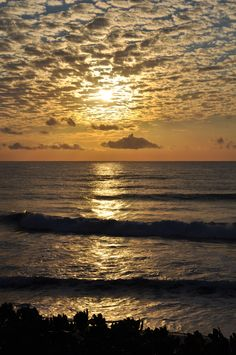This wonderful sunrise in only one of the many wonders you can enjoy in Mozambique!