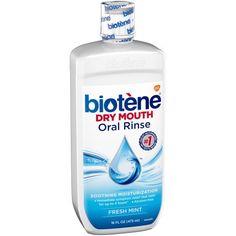 Biotene Dry Mouth Mouthwash, 16 fl oz, Multicolor