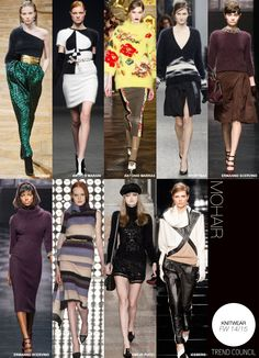 Amazing knitwear designs from the catwalk for Fall/Winter 14/15 | MOHAIR