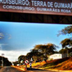 Ali eu, gente! #Wally #mg #cordisburgo #minasgerais #entrance #brazil #brasil #sudeste #guimaraesrosa #maquine