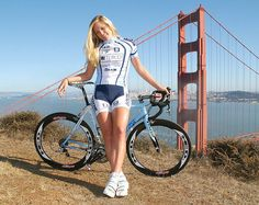 Alison Tetrick cyclist | Alison Starnes is not just a cyclist; she's a scientist, too. She ...