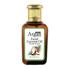 Argan Essence Facial Coconut Oil