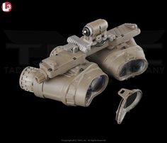 L-3 GPNVG-18 Panoramic NVGs now available from TNVC - AR15.Com Mobile
