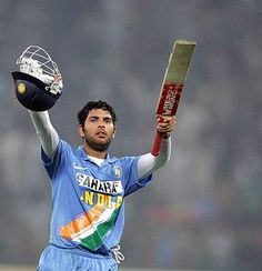 By performing well in his comeback game post a serious illness, Yuvraj Singh can afford to be his normal self as the pressure is now off his head, says India skipper Mahendra Singh Dhoni. Live Cricket, Cricket Match, Indian Cricket News, India Cricket Team, Yuvraj Singh, Latest Sports News, Comebacks, Olympics, World