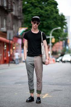 【ストリートスナップ】@Tracy Stewart Stewart Stewart Street of New York, USA Fashionsnap.com | Fashionsnap.com