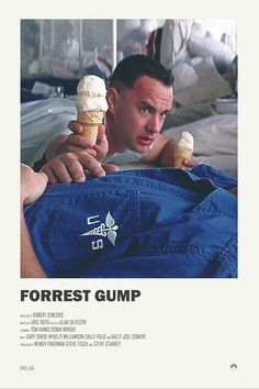 Forrest Gump Alternative movie poster A poster video poster is definitely mass-produced pertaining to primary Iconic Movie Posters, Minimal Movie Posters, Horror Movie Posters, Movie Poster Art, Iconic Movies, Poster Wall, 80s Posters, Disney Movie Posters, Poster Series