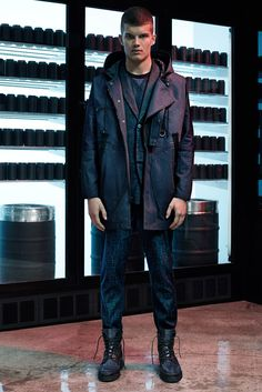 Alexander Wang Spring 2015 Menswear - Collection - Gallery - Look 1 - Style.com