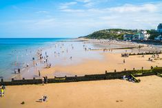 15 Best Things to Do in Cromer (Norfolk, England) - The Crazy Tourist Norfolk Beach, Norfolk Coast, Norfolk Camping, Cromer Norfolk, England Beaches, Norfolk England, Local Hotels, Great Yarmouth, British Countryside