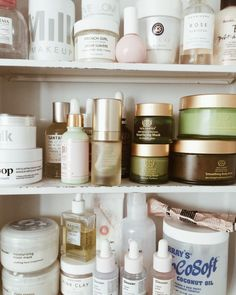 Beauty product hoarding may be an actual medical condition. ✨