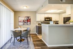 ReNew Foothills Apartment Homes is a pet-friendly community, welcoming both cats and dogs with only a few breed restrictions.