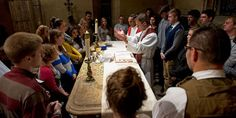 Catholic Colleges Greet an Unchurched Generation....and it may be the best thing that's ever happened to them.