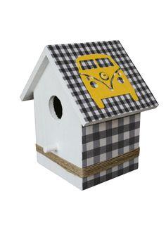 #decoratie #vogelhuisje #kinderkamer #jongens #auto www.kids-ware.nl