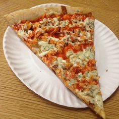 The BEST Pizza In NYC #refinery29  http://www.refinery29.com/best-pizza-nyc#slide-30  Vinnie's Pizzeria At Vinnie's, the motto is simple: The more unusual, the better. There are more than 20 meat, vegetarian, and vegan pies from which to choose, ranging from Avocado Quesadilla to Mac Attack (yes, that's mac-and-cheese pizza).Vinnie's Pizzeria, 253 Nassau Avenue (at Kingsland Ave...