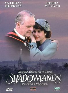 See my others - Shadowlands Anthony Hopkins Debra Winger Martin Scorsese, Love Movie, Movie Tv, Movie List, Movies Showing, Movies And Tv Shows, Debra Winger, Sir Anthony Hopkins, Anthony Hopkins Movies