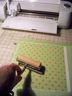 With Glittering Eyes: Cricut Explore:Cutting Fabric and Felt using standard grip mat and regular blade