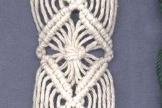 Handcrafted by Elaine - macrame instructions - variations 6