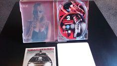 Pakiet GRINDHOUSE na Blu-ray, wydanie na Blu-ray nigdy nie zostało wydanie w Polsce. Wydanie oraz Steelbook pochodzą z rynku Brytyjskiego, szkoda że w wydaniu brakuje bezstratnej ścieżki Dolby Atmos.