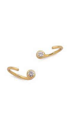 Carol Marie Morocco Hoop Earrings   SHOPBOP