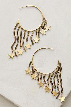 Etoile Earrings - anthropologie.com More