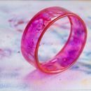 Make this bangle from a recycled plastic bottle