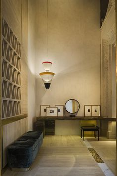 Interieurs study nook