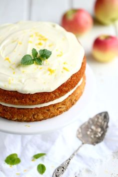 Vanilla Cake, Camembert Cheese, Pancakes, Food And Drink, Sweets, Baking, Breakfast, Desserts, Limes