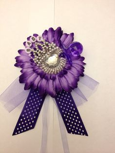 Its a Girl Baby Shower Corsage. Girl baby by AdreamFulfilled, $10.00