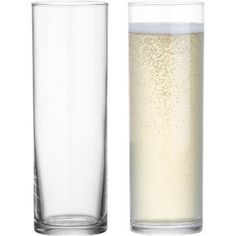 cylinder flute in drinkware - already purchased for Rise
