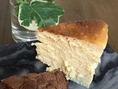 糖質制限♪爽やかで濃厚チーズスフレケーキの画像
