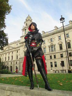 Evie Frye - Assassin's Creed Syndicate by Elanor-Elwyn on DeviantArt
