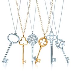 Explore Tiffany And Co Necklace Tiffany Keys