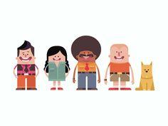 Characters by mustafa kural