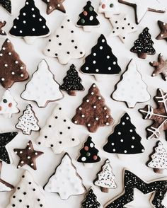 Try our Christmas advent biscuits recipe. Make super simple homemade gingerbread Advent biscuits for Christmas with this easy Christmas cookie recipe. Christmas Tree Cookies, Christmas Mood, Noel Christmas, Merry Little Christmas, Christmas Treats, Christmas Decorations, Xmas Cookies, Gingerbread Cookies, Christmas Recipes