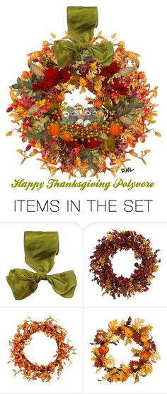 """""""Happy Thanksgiving Polyvore"""" by reggiano ❤ liked on Polyvore featuring art and 143"""