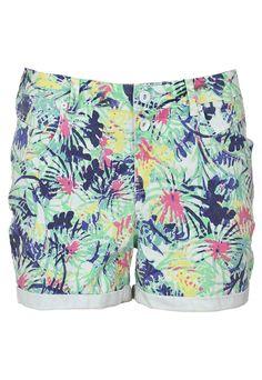 Pantaloni scurti ONLY Fahne Green - doar 64,90 lei. Cumpara acum! Lei, Trunks, Swimming, Swimwear, Fashion, Drift Wood, Swim, Bathing Suits, Moda