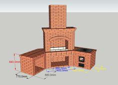 Проект углового барбекю с плитой под казан 12 литров, 19 литров