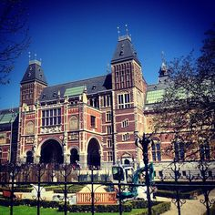 Rijksmuseum in Amsterdam, Noord-Holland The great thing about Museums is that you can't shout in them, and if you do you'll be thrown out. If your partner is the yelling, shouting, rolling on the floor in rage type, and you want to end the relationship quietly and efficiently, go to a Museum.