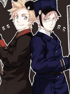 Aph Denmark &Aph Sweden