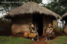 Gikuyu women and home