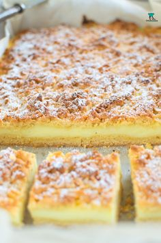 Custard Cake, Sweets Cake, Banana Bread, French Toast, Food And Drink, Baking, Breakfast, Recipes, Cakes